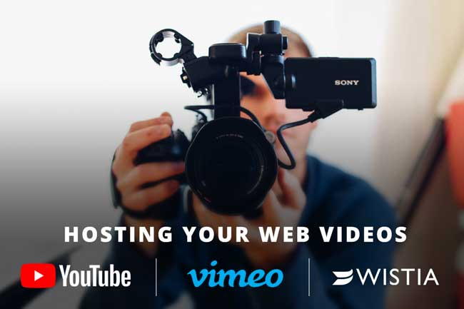 How To Host Your Law Firm's Website Videos