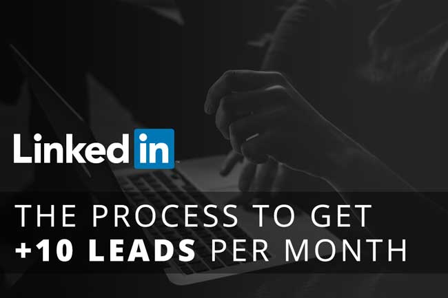 How to acquire new leads using LinkedIn
